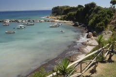 Isola di Zacinto, Zante, Grecia immagine stock libera da diritti