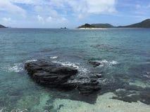 Isola di Zamami, Okinawa, Giappone Fotografia Stock