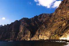 Isola esotica di Tenerife Fotografia Stock Libera da Diritti