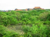 Isola felice, Hebei, Cina fotografie stock libere da diritti