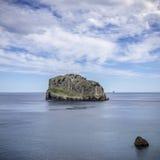 Isola Gaztelugatze Immagine Stock Libera da Diritti