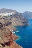 Isola greca Immagini Stock
