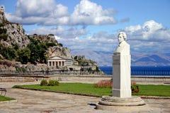 Isola Grecia di Corfù Fotografia Stock Libera da Diritti
