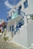 Isola Grecia di Mykonos Fotografia Stock