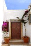 Isola Grecia di Patmos Fotografie Stock Libere da Diritti