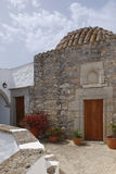 Isola Grecia di Patmos Fotografia Stock Libera da Diritti