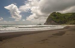 Isola Hawai della costa di Kolhala grande Immagini Stock Libere da Diritti