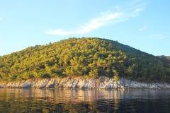 Isola Hvar in Croazia Fotografia Stock