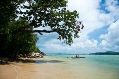 Isola il novembre 2010 di Phuket Fotografie Stock