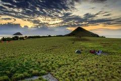 Isola Indonesia di Kenawa Immagine Stock