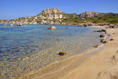 isola Italie Maddalena Sardaigne Photos stock