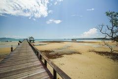 Isola Koh Mak Trat Thailand di Mak immagine stock libera da diritti