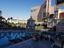 Isola Las Vegas del tesoro Fotografia Stock Libera da Diritti