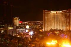 Isola Las Vegas del tesoro Immagine Stock