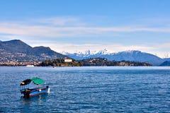 Isola Madre Island, Italy Stock Images