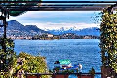Isola Madre Island, Italy Royalty Free Stock Photo