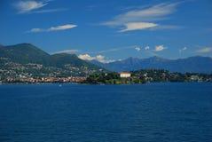 Isola Madre, lake (lago) Maggiore, Italy Stock Photo