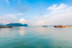 Isola Malesia di Langkawi Immagini Stock Libere da Diritti