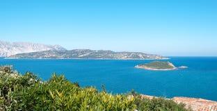 Isola Molara Royalty Free Stock Photography