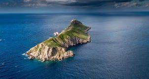 Isola Palagruza Immagine Stock Libera da Diritti