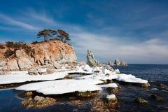 Isola riflessa 8 Fotografia Stock