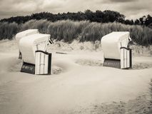 Isola Ruegen del Mar Baltico Immagini Stock Libere da Diritti