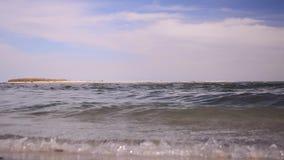 Isola sabbiosa archivi video