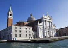 Isola San Giorgio Maggiore Stock Photo