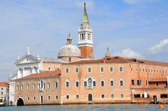 Isola San Giorgio Maggiore in Venice Royalty Free Stock Photography