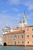 Isola San Giorgio Maggiore in Venice Royalty Free Stock Images