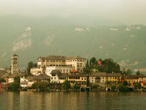 Isola San Giulio, Italy Royalty Free Stock Photos