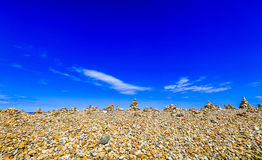Isola santa Immagini Stock