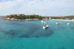Isola Santa Maria royaltyfri foto