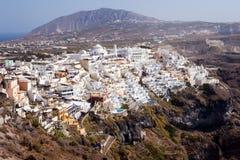 Isola Santorini 7 Immagine Stock Libera da Diritti