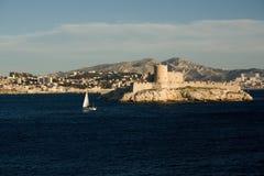 Isola se in Francia Fotografia Stock Libera da Diritti
