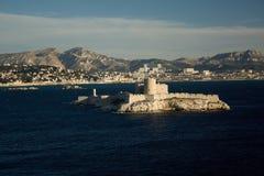 Isola se in Francia Immagini Stock