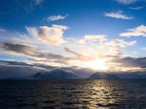 Isola Spitsbergen Fotografia Stock