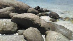 Isola Sri Lanka dei piccioni Fotografia Stock Libera da Diritti