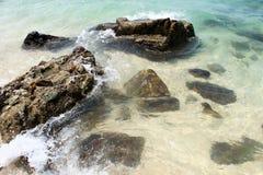 Isola Tailandia di Koh Lan Fotografia Stock
