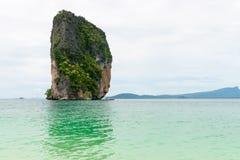 Isola Tailandia di Poda Fotografie Stock Libere da Diritti