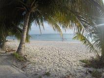 Isola tropicale della Malesia immagini stock