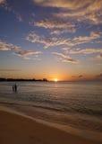 Isola tropicale esotica Immagini Stock Libere da Diritti
