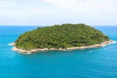 Isola tropicale - Phuket Fotografie Stock