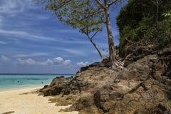 Isola tropicale thailand immagini stock libere da diritti