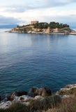 Isola Turchia del piccione Fotografie Stock