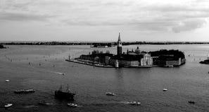 Isola veneziana Fotografie Stock Libere da Diritti