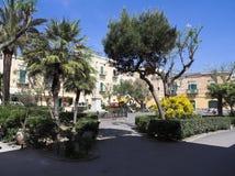 Isola Ventotene royalty free stock photos