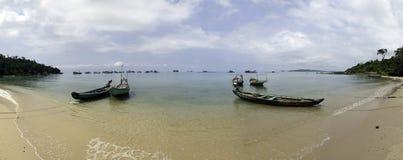 Isola Vietnam di Phu Quoc Fotografia Stock Libera da Diritti