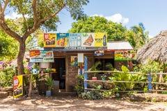 Isola vulcanica di Ometepe fotografie stock