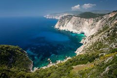 Isola Zacinto Immagine Stock